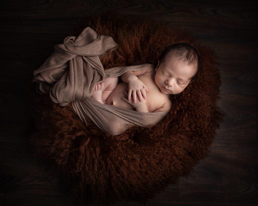 Luxury Newborn Photography in Hertfordshire