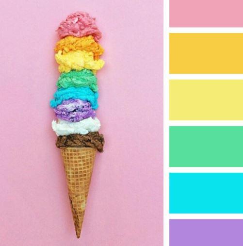 Nursery Colour Themes