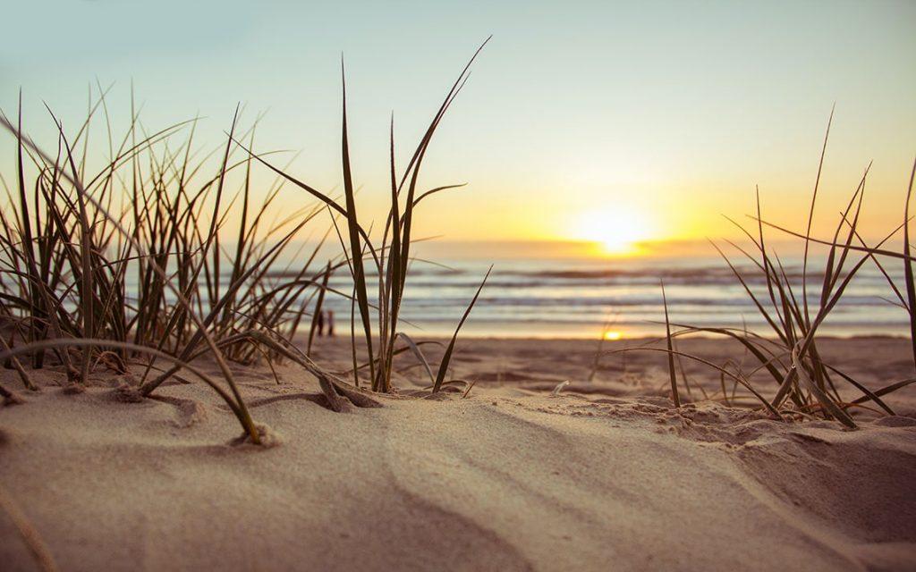 hygge beach walks