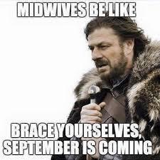 September babies